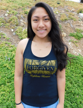 """Forgiven"" Womens Tank Top"