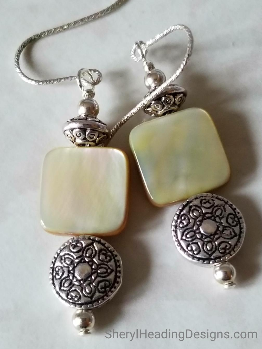 Simple Silver Pleasures - Sheryl Heading Designs