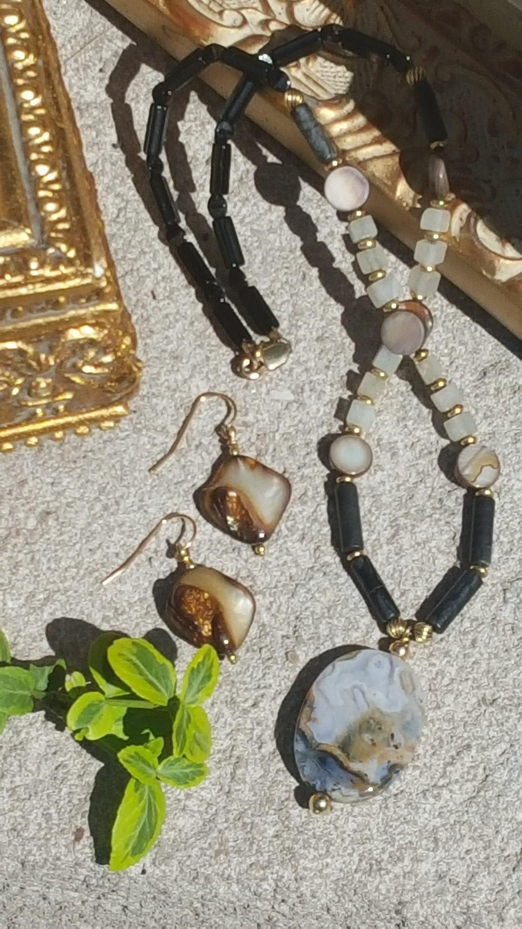 What Will You Wear Today? Necklace and Jewelry Set - Sheryl Heading Designs