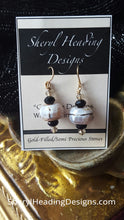 Beautiful Stone Dangle Earrings - Sheryl Heading Designs