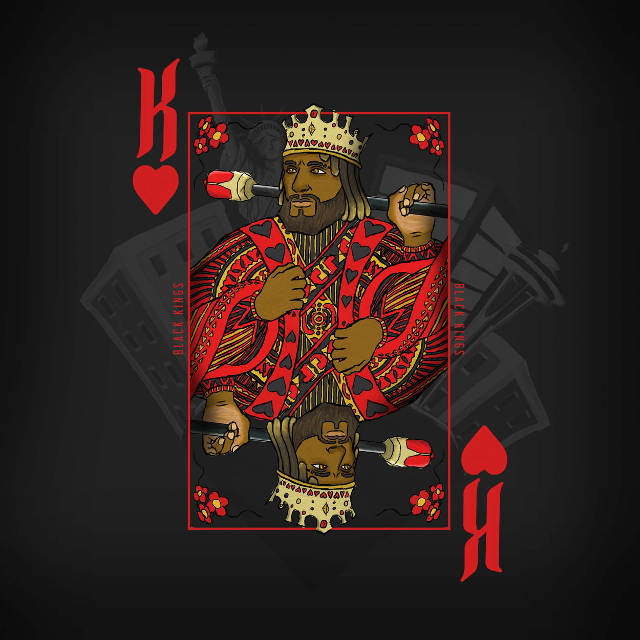 The King of Hearts Collection