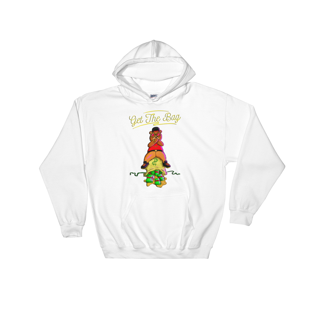 Get The Bag  Hoodie Sweatshirt - Mytshirtculture