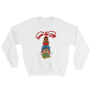 Get The Bag Sweatshirt ( Red Text ) - Mytshirtculture