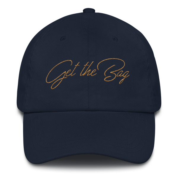 Get The Bag Dad Hat - Mytshirtculture