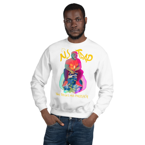 TRAP (Take Risks and Prosper) Unisex Sweatshirt - Mytshirtculture