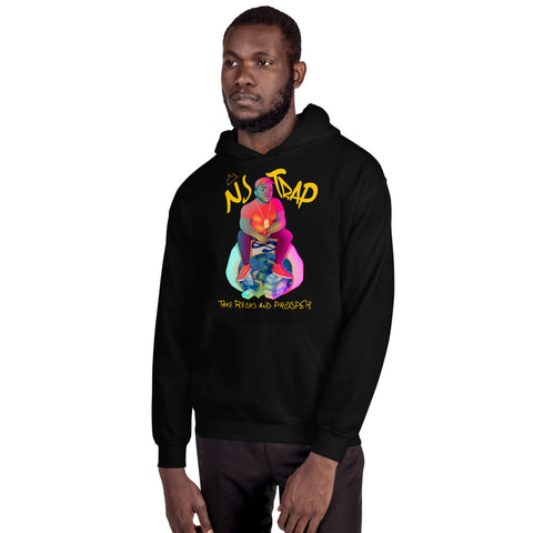 NJ TRAP (Take Risks and Prosper) Unisex Hoodie - Mytshirtculture