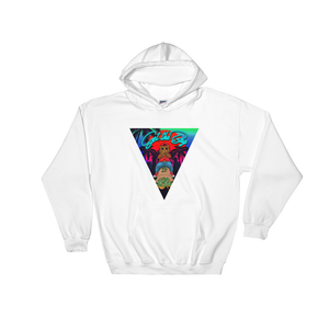 Triangle Get The Bag Hoodie - Mytshirtculture