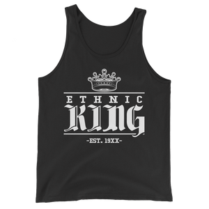 Premium Ethnic King Tank Top - Mytshirtculture