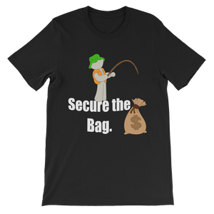 Premium Secure The Bag Tee - Mytshirtculture