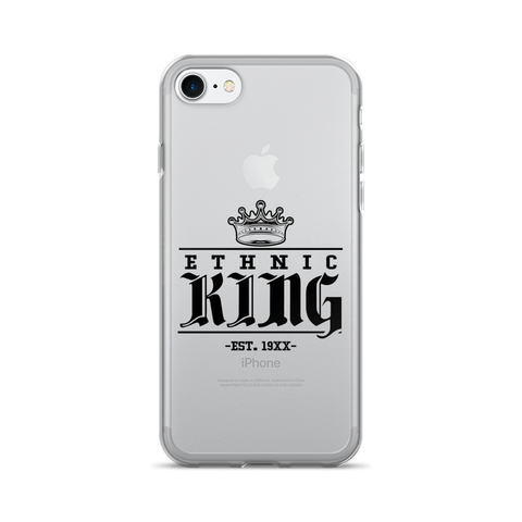 Ethnic King iPhone 7 Case - Mytshirtculture