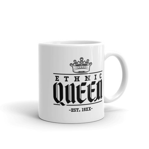 Ethnic Queen Mug - Mytshirtculture