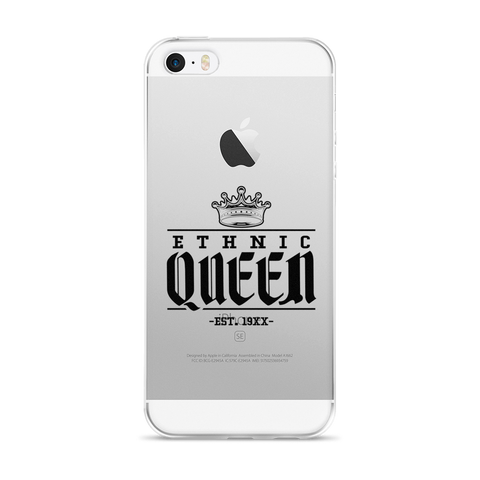Ethnic Queen iPhone 5 and 6 Case - Mytshirtculture