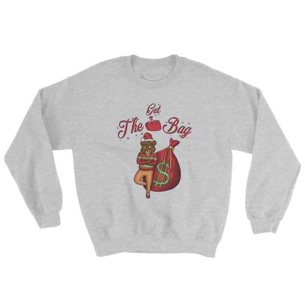 Get the Bag Christmas Edition Sweater - Mytshirtculture