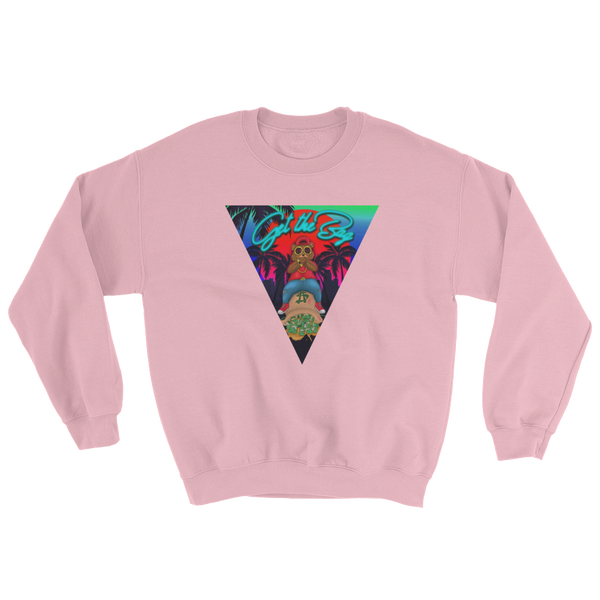 Triangle Get The Bag Sweatshirt - Mytshirtculture