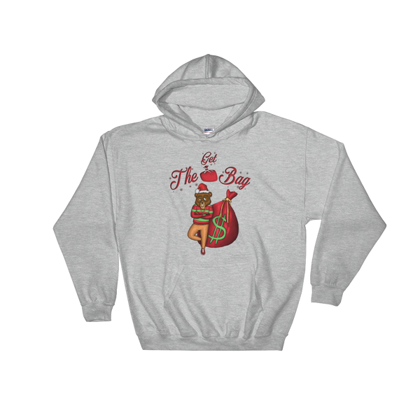 Get the Bag Christmas Edition Hoodie - Mytshirtculture