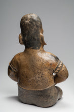 Tattooed Ancient Jalisco Female Figure circa 100 BC