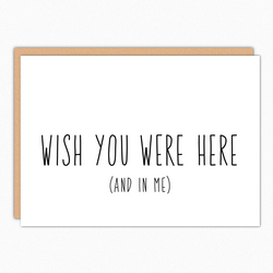 Wish You Were Here IN188