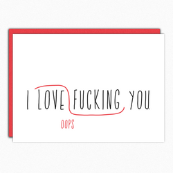 Naughty Valentines Day Card. Naughty Valentines Day Gift For Him. Anniversary Card. Naughty Birthday Card Boyfriend. Proofreaders Mark 004