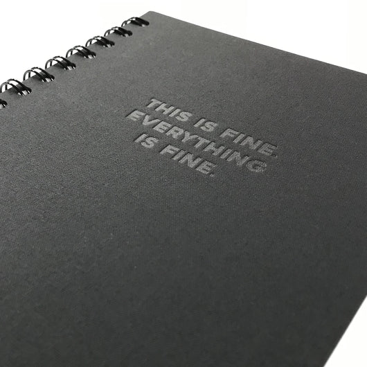 Everything Is Fine Journal