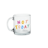 funny gifts santa clarita not today mug in a nutshell studio