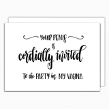 Cordially Invited IN006