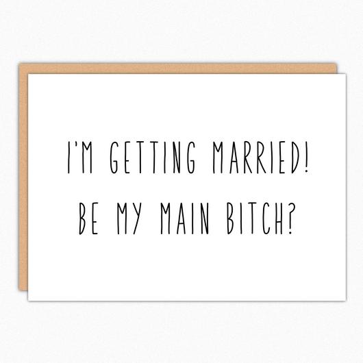 will you be my maid of honor card wedding proposal wedding card main of honor ask be my main bitch popular wholesale greeting cards
