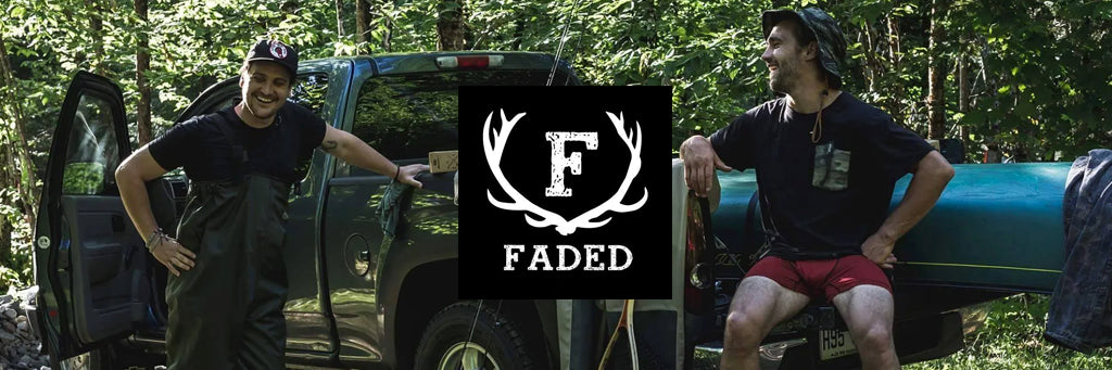 Faded Underwear: The great outdoors in your pants !||Faded Underwear: Le plein air dans vos shorts !
