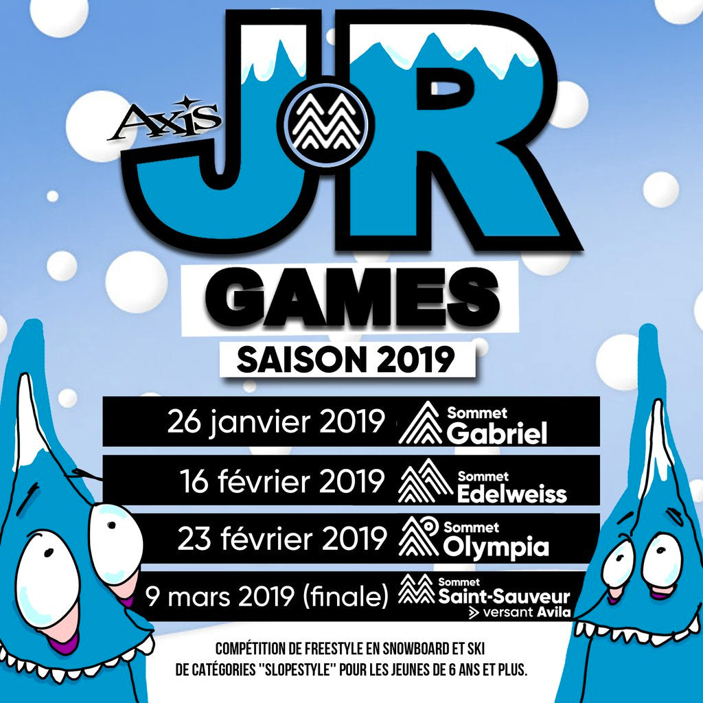 The Junior Games are back! ||Les Junior Games sont de retour!