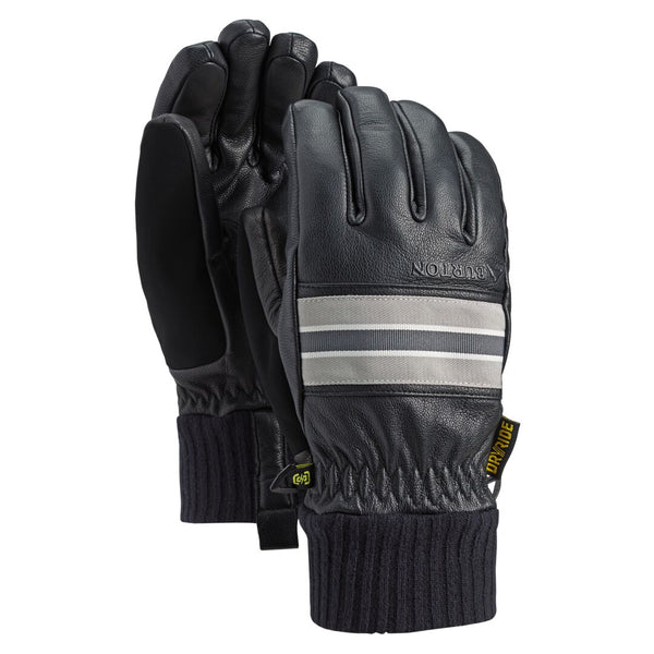 Burton Womens 2021 Free Range Gloves True Black