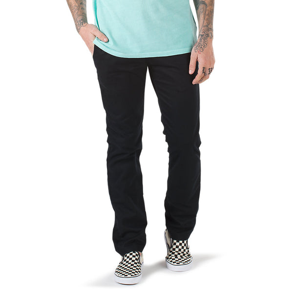 VANS AUTHENTIC CHINO STRETCH PANT BLACK