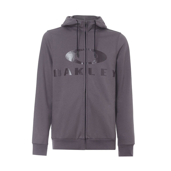 OAKLEY BARK FZ HOODIE FORGED IRON