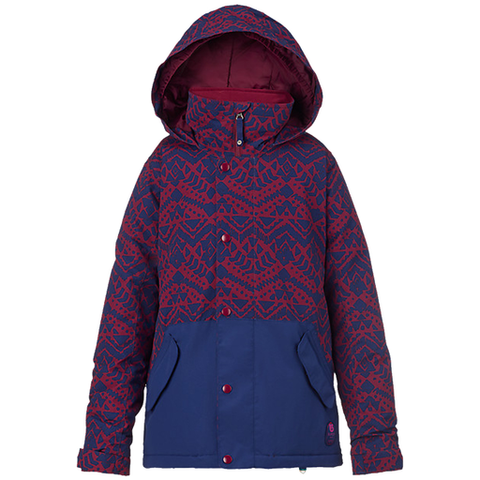 BURTON GIRLS ECHO JKT Jkt - Technical SANGRIA WLBY SP G