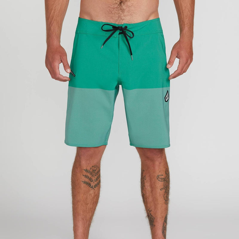 "Volcom Mens Lido Heather Mod-Tech Trunks 20"" Boardshort"