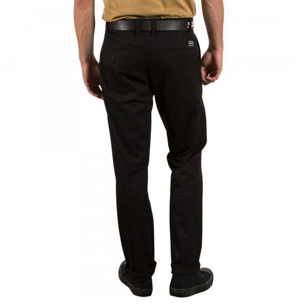 VOLCOM FRICKIN MODERN STRETCH CHINO PANT BLACK