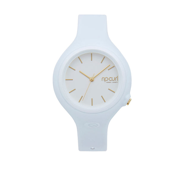 RIPCURL WOMENS AURORA WHITE WATCH