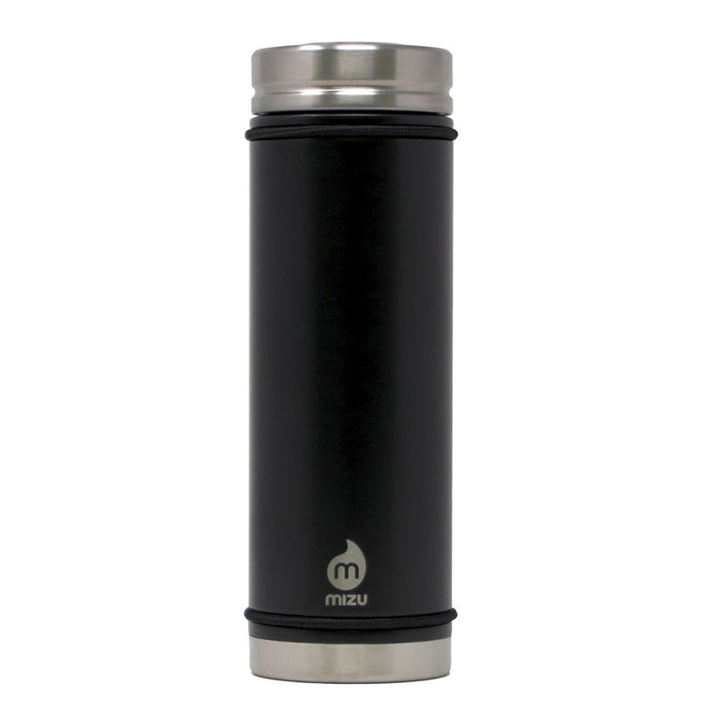 Mizu V7 21 Oz Insulated Bottle W / Vacuum Lid Black