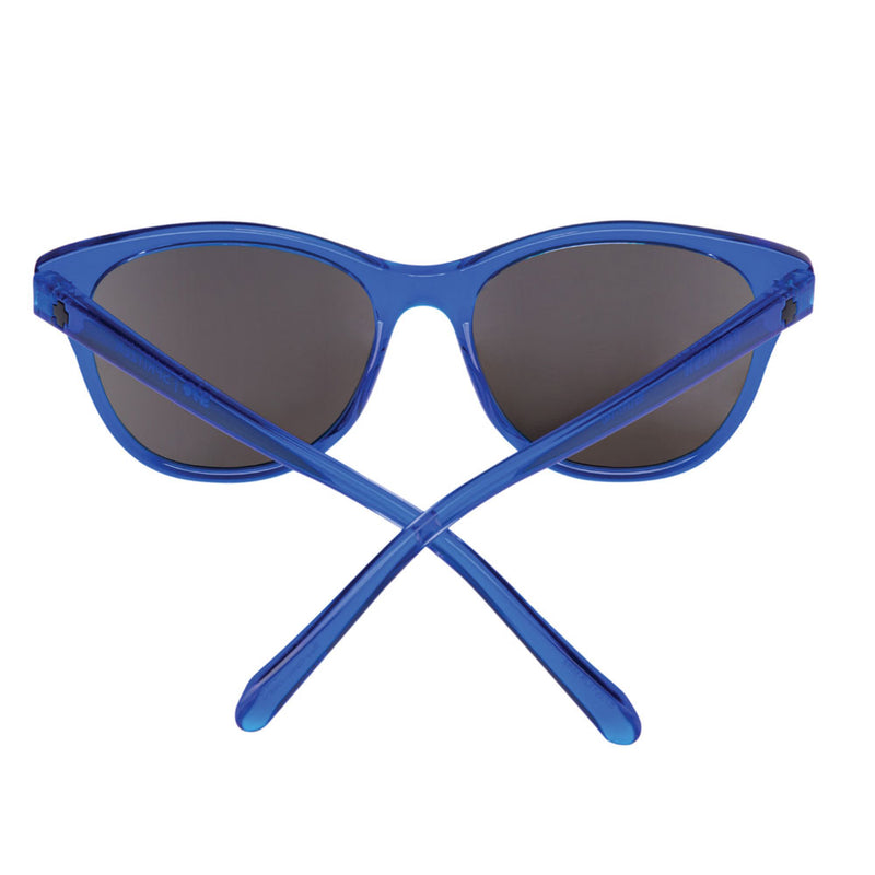 Spy Spritzer Sunglasses Sapphire / Gray With Dark Blue Mirror