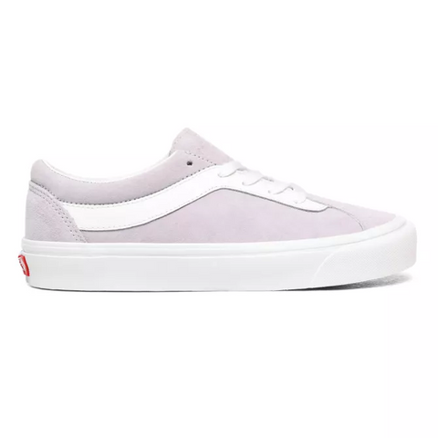 VANS BOLD NI SHOES SUEDE LAVENDER BLUE/TRUE WHITE