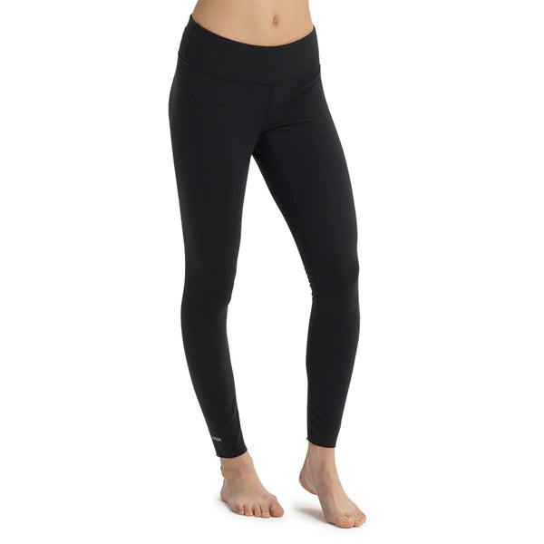 BURTON WOMENS 2020 MIDWEIGHT FIRST-LAYER PANT TRUE BLACK