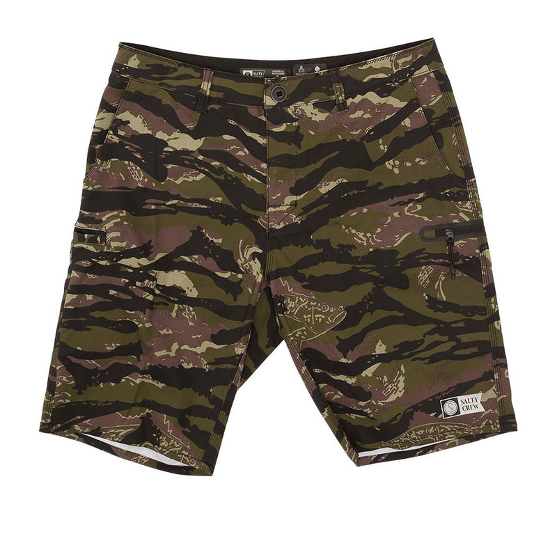 Salty Crew High Seas Walkshort Camo