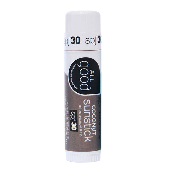 All Good Mineral Coconut Sunstick Spf30