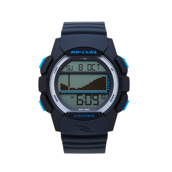 RIPCURL DRIFTER TIDE WATCH CHARCOAL