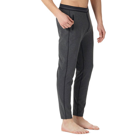 BURTON 2020 MEN EXPEDITION BASE LAYER PANT TRUE BLACK HEATHER
