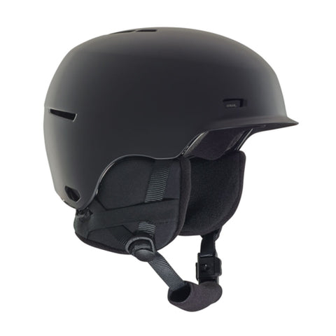 ANON KIDS 2020 FLASH HELMET BLACK
