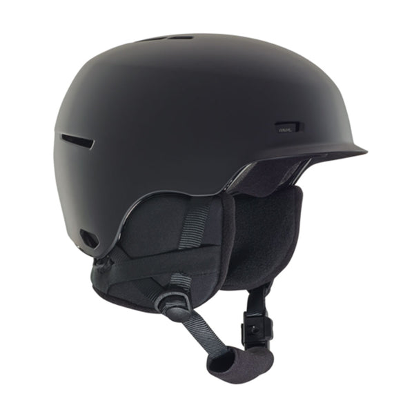 Anon Kids Flash Helmet Black