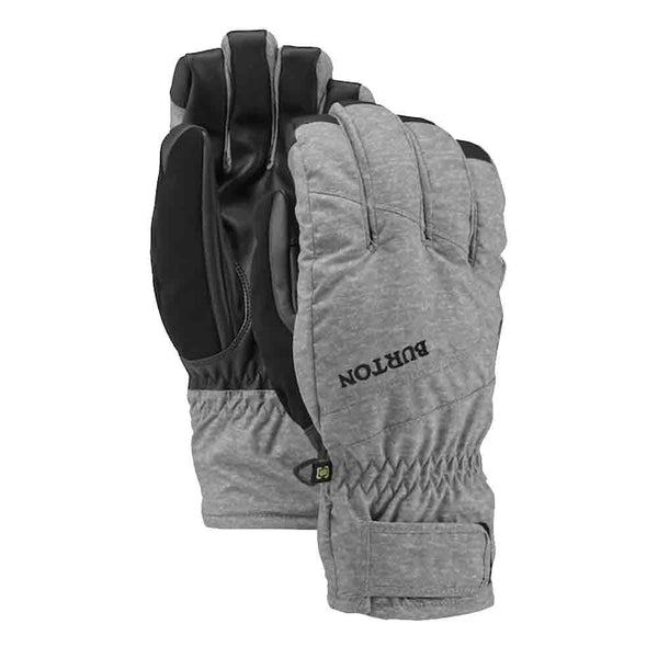 BURTON MENS PROFILE UNDER GLOVE MONUMENT HEATHER