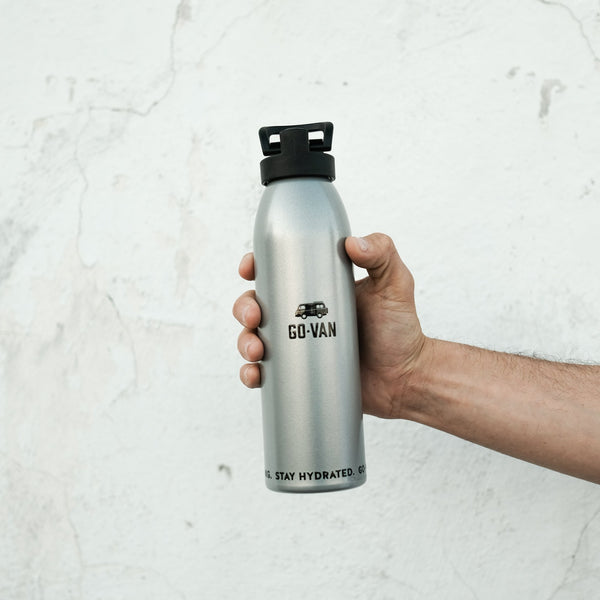 GO-VAN 24oz WATER BOTTLE