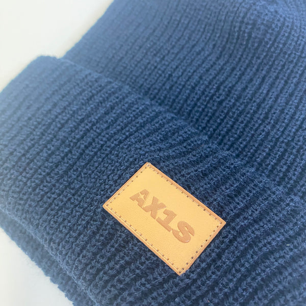 AXIS AX1S LEATHER PATH BEANIE SKATERFIT