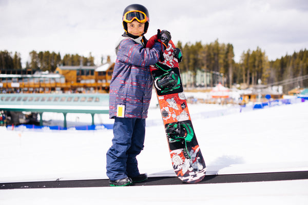 Location Snowboard JR - Long Terme