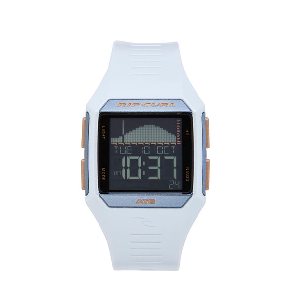 RIPCURL WOMENS MAUI MINI WHITE TIDE WATCH